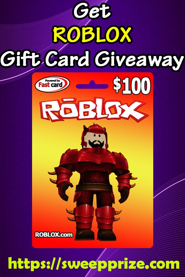 Roblox Gift Card Giveaway Roblox Gift Card Code Generator Get