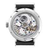 Tangomat Datum Saphirglasboden | Schöne Uhren online kaufen. Direkt bei NOMOS Glashütte.