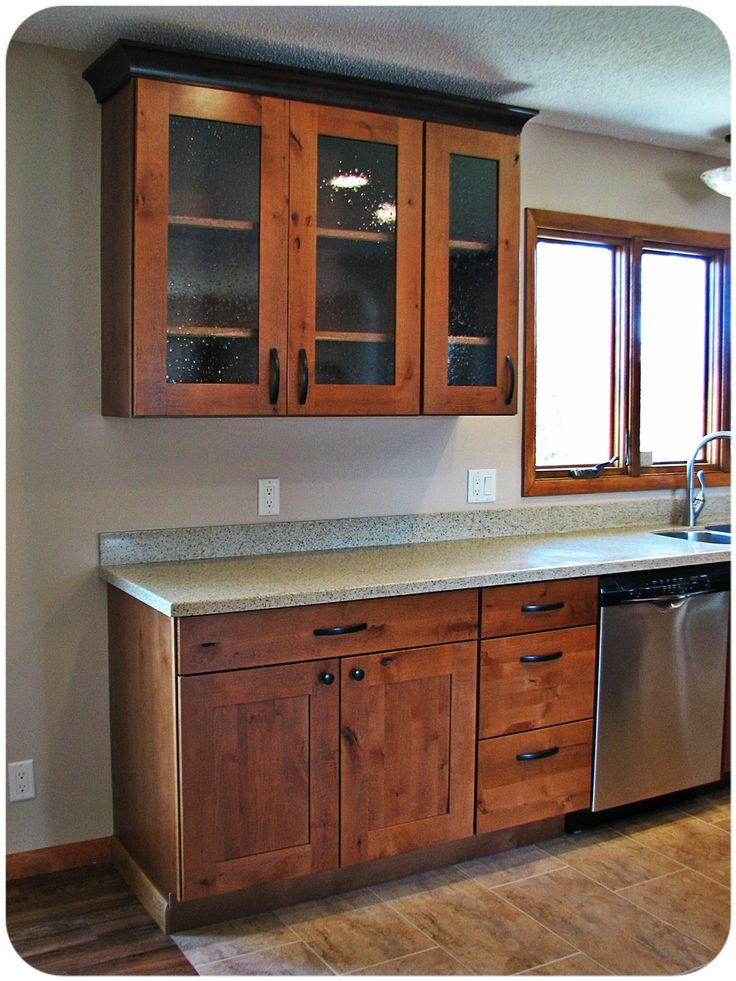 28 best images about completed installations on pinterest - Mid continent cabinets ...