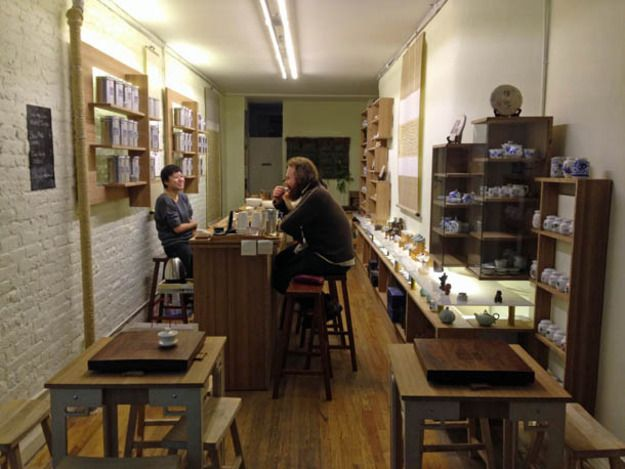 Where to Buy Tea in New York City