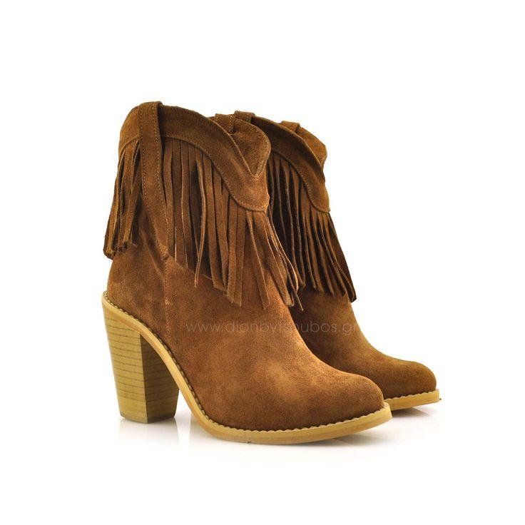 ARIS TSOUBOS designer ankle boot