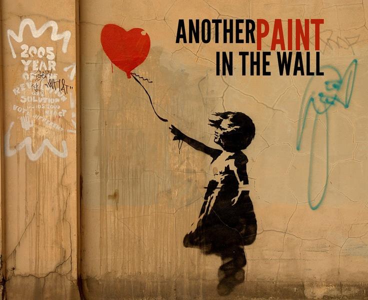Our new post! An eternal question, graffiti: art or vandalism? Come and read our answer!  Il nostro nuovo post! Un'eterna questione, graffiti: arte o vandalismo? Venite a leggere la nostra risposta!