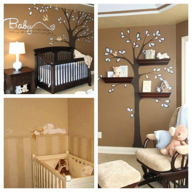 Best 25 cuartos para bebes ideas on pinterest cunas de - Decoracion de habitaciones de bebes ...