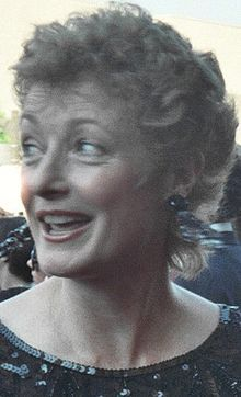 Diana Muldaur (born August 19, 1938) is an Emmy-nominated American film and television actress. Muldaur's television roles include L.A. Law's Rosalind Shays and Dr. Katherine Pulaski in the second season of Star Trek: The Next Generation.