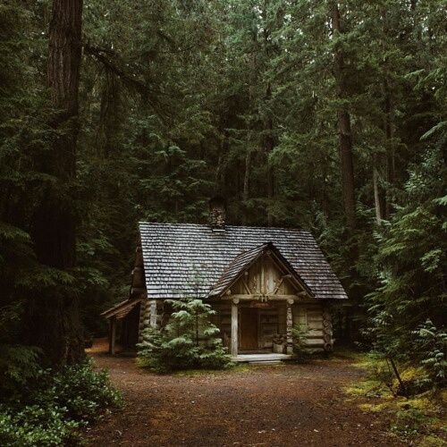 The ultimate hideaway