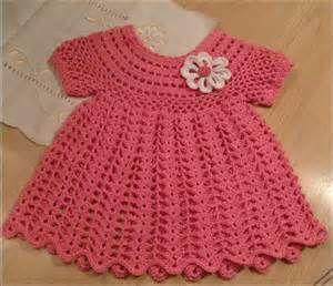 Free Crochet Patterns For Baby Sweaters Baby Sweater Dress Crochet