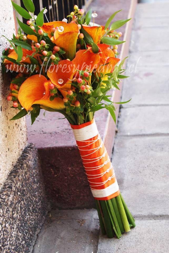 Calas hermosas calas de colores atr vete con el color y la frescura de las calas para tu - Ramos de flores hermosas ...