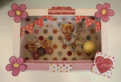 Cute scene in a shoe box.   I 'll definately try it in my classroom!