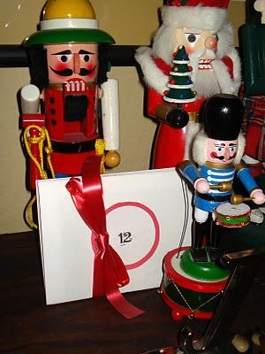 12 Days of Christmas idea list