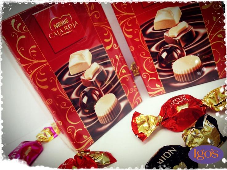 Mmmmm... chocolate :)