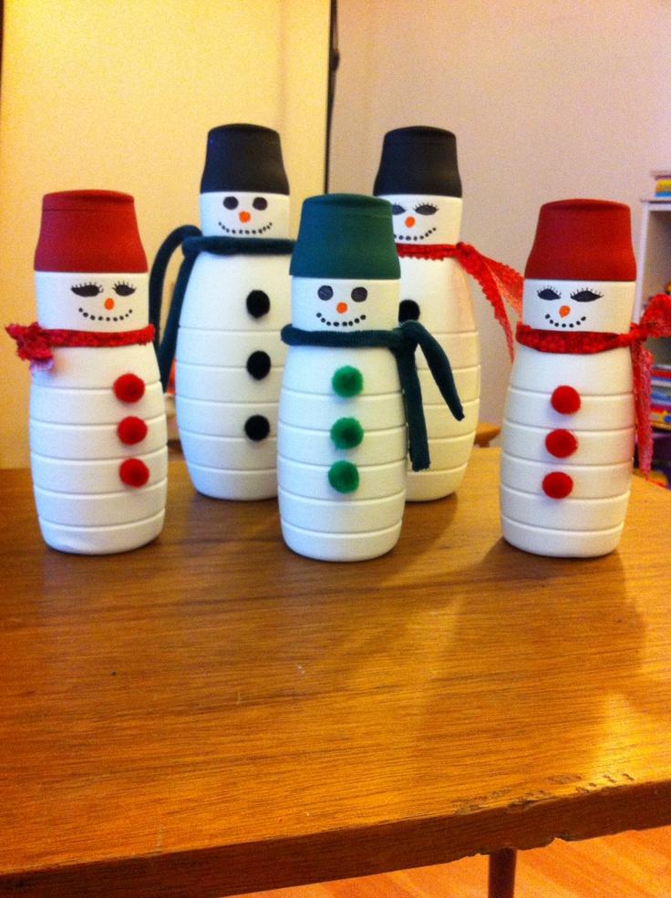 42 best images about Creamer bottle crafts on Pinterest ...