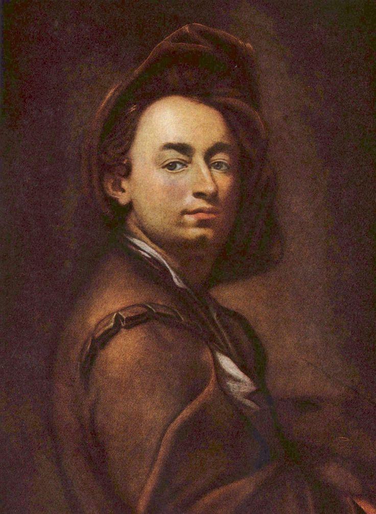Petr Brandl - Vlastní podobizna (zvaná lobkowická), NG Praha, kolem 1697