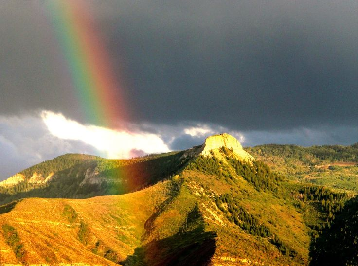 Crisp Mountain Air: September 13 - Something Being Birthed