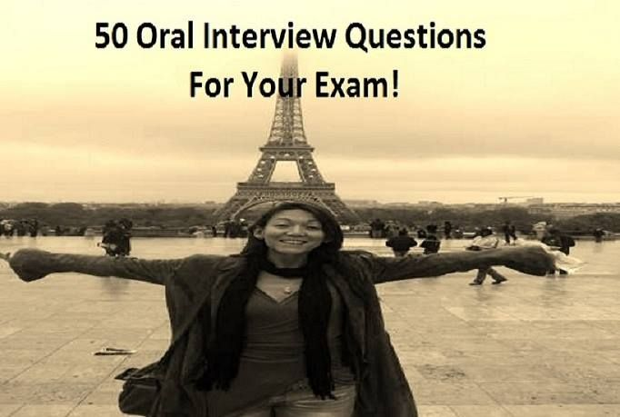50 questions to practice your French Leaving Cert oral exam for FREE!