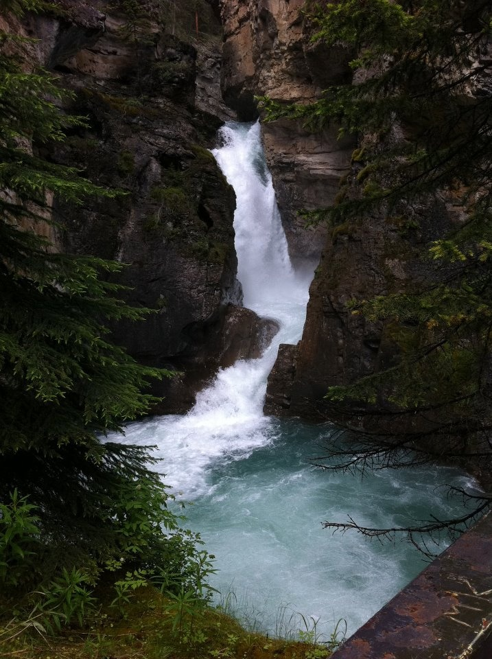 Johnston's Canyon Banff
