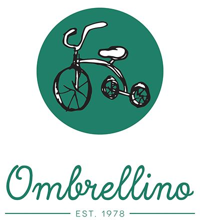 logo // Ombrellino // ainoa.fi