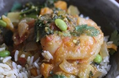... | African Peanut Stew with Shrimp and Butternut Squash — Punchfork