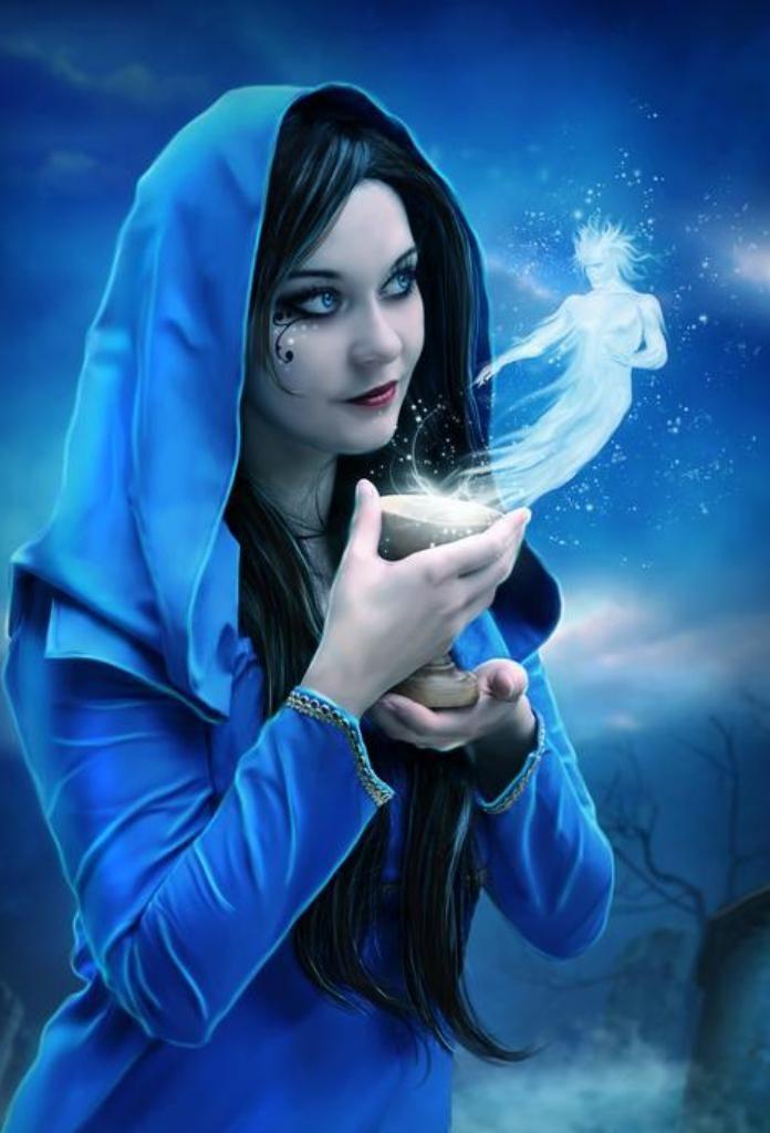 Fantasy Digital Art by Jessica Allain | Beautiful Black ...