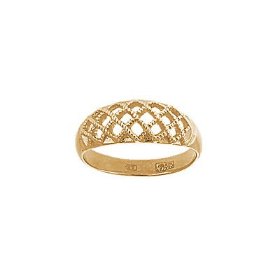 Золотое кольцо  68328RS http://topchasy.ru/index.php?route=product/product&product_id=175662  Price:  7 885.00 р.Кольцо. Материал: красное золото 585 пр. Средний вес: 2.7 гр..