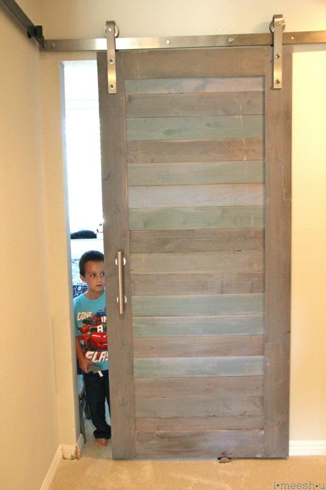 Am So In Love With This Rustica Hardware Barn Door That I