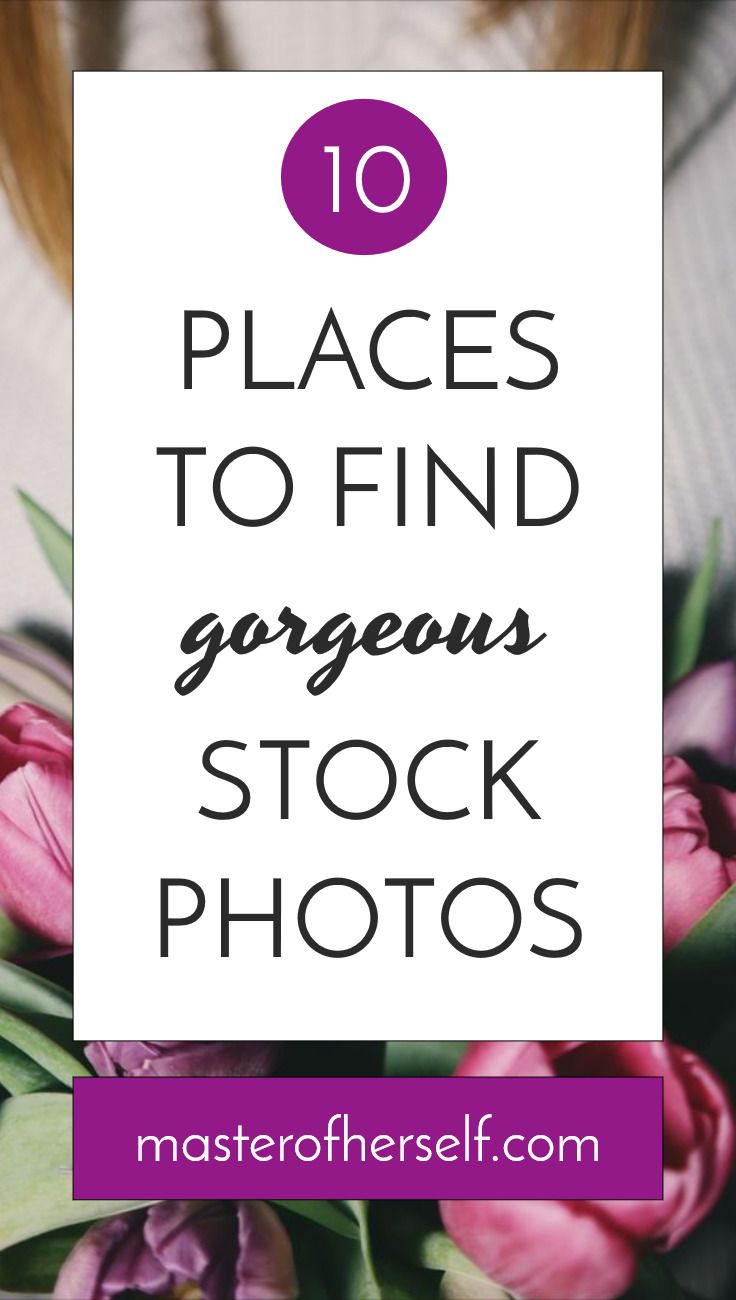 Are you a blogger or freelancer in need of free stock photos? Here are 10 places to find gorgeous pics for your graphics.