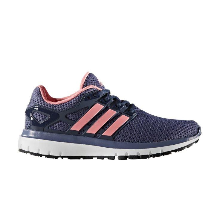 Femmes Chaussures De Course Nuage D'énergie 2.0, Violet P? Le / Vif Orange / Vif Orange, Adidas Eu