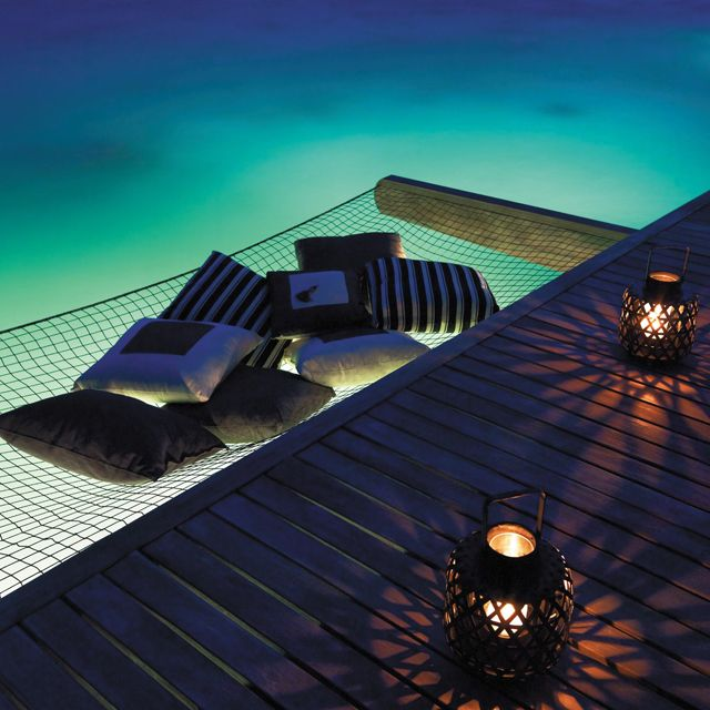 Villingili Resort and Spa,Maldives.