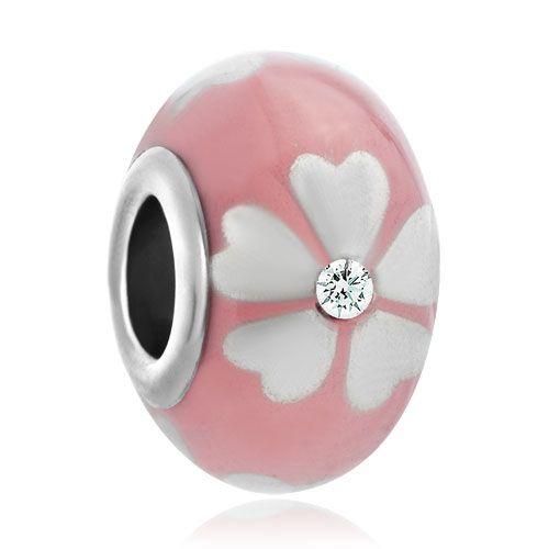 Pink pandora charm..beautiful!