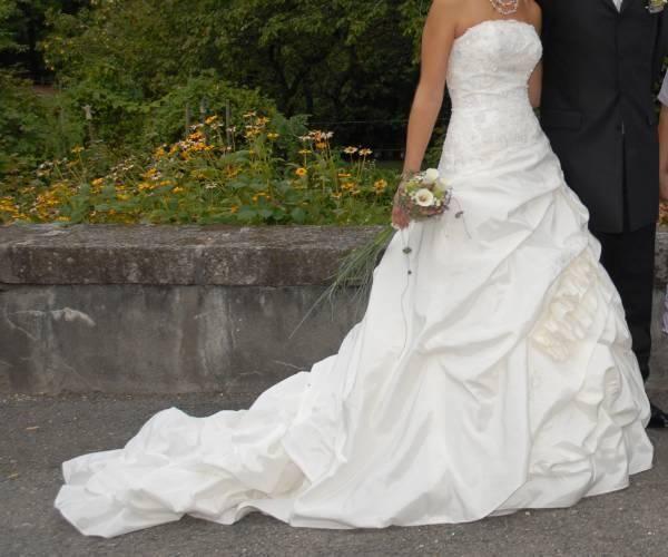 Robe de mariage.