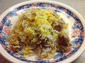 pakistani chicken biryani recipe video - HD1600×1195