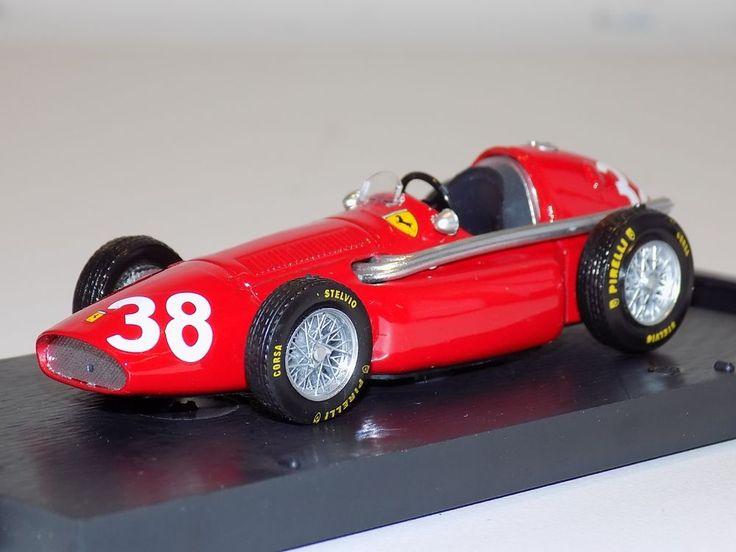 1/43 Brumm Models F1 Ferrari 553 Squalo #38 G.P. Spain 1954 Hawthorn 1st Place