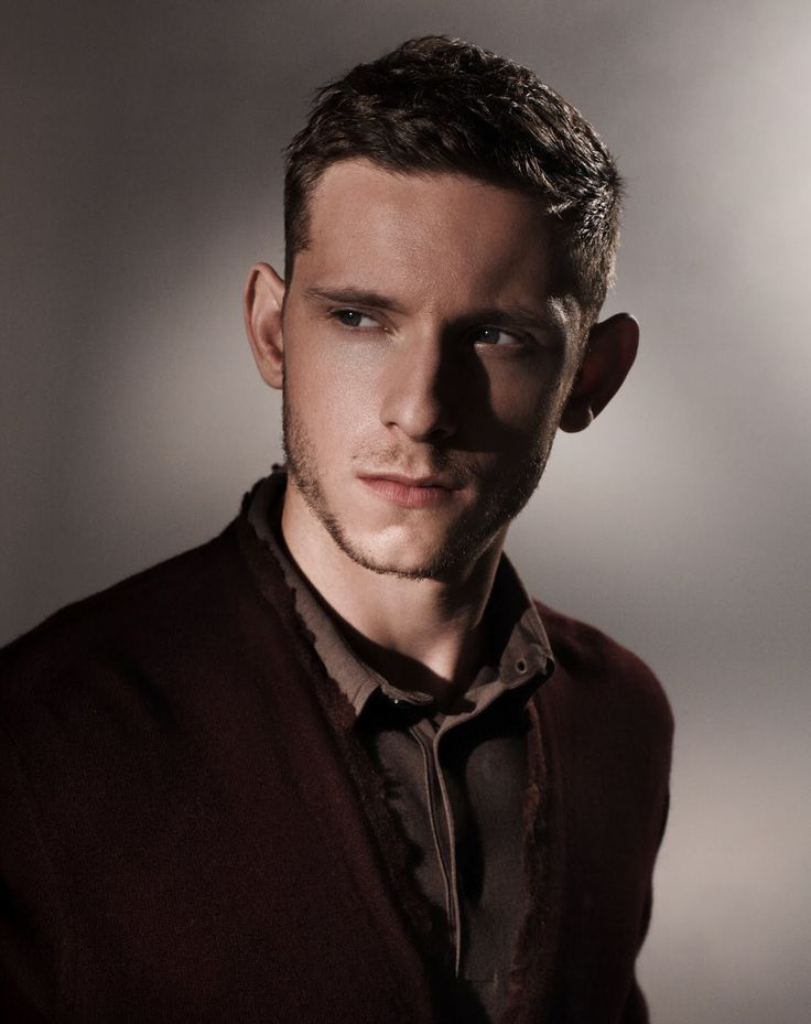 Jamie Bell (England) - From the young chap in Billy Elliot to a dashing leading man today.
