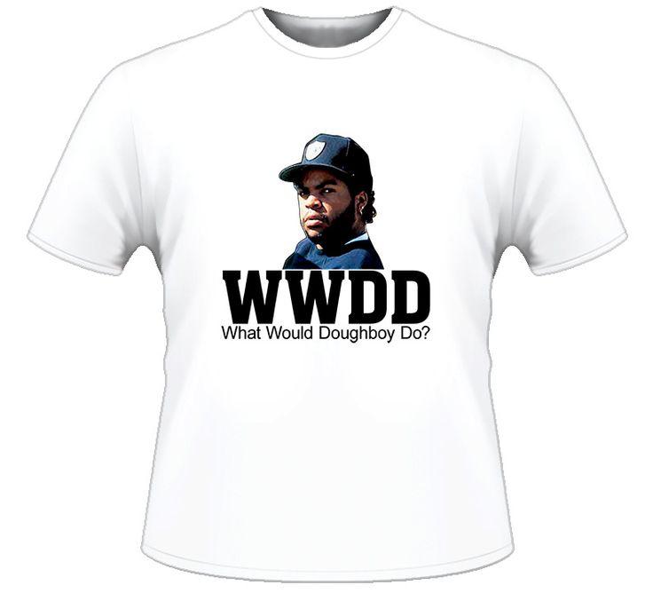 Boyz N The Hood WWJD Doughboy T Shirt