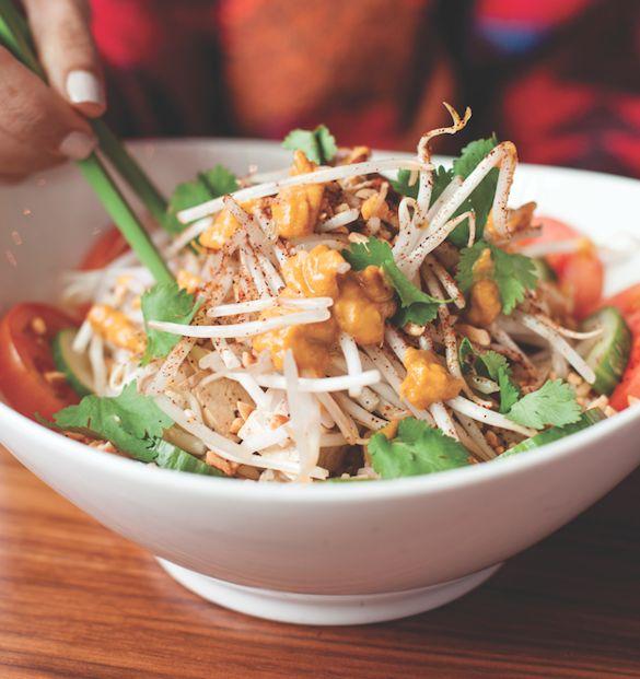 Fresh Bowls from Toronto's Fresh Restaurant