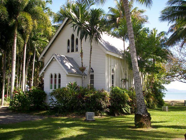 Port Douglas Australia. photo by http://worldtravelfamily.com St Mary's Church