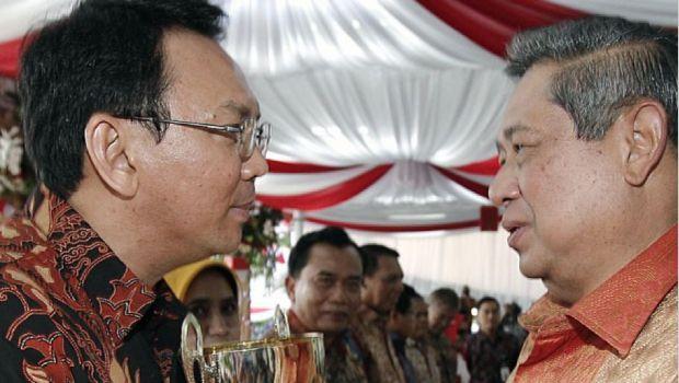 Kasus Ahok : SBY Bantah Minta MUI Keluarkan Fatwa !