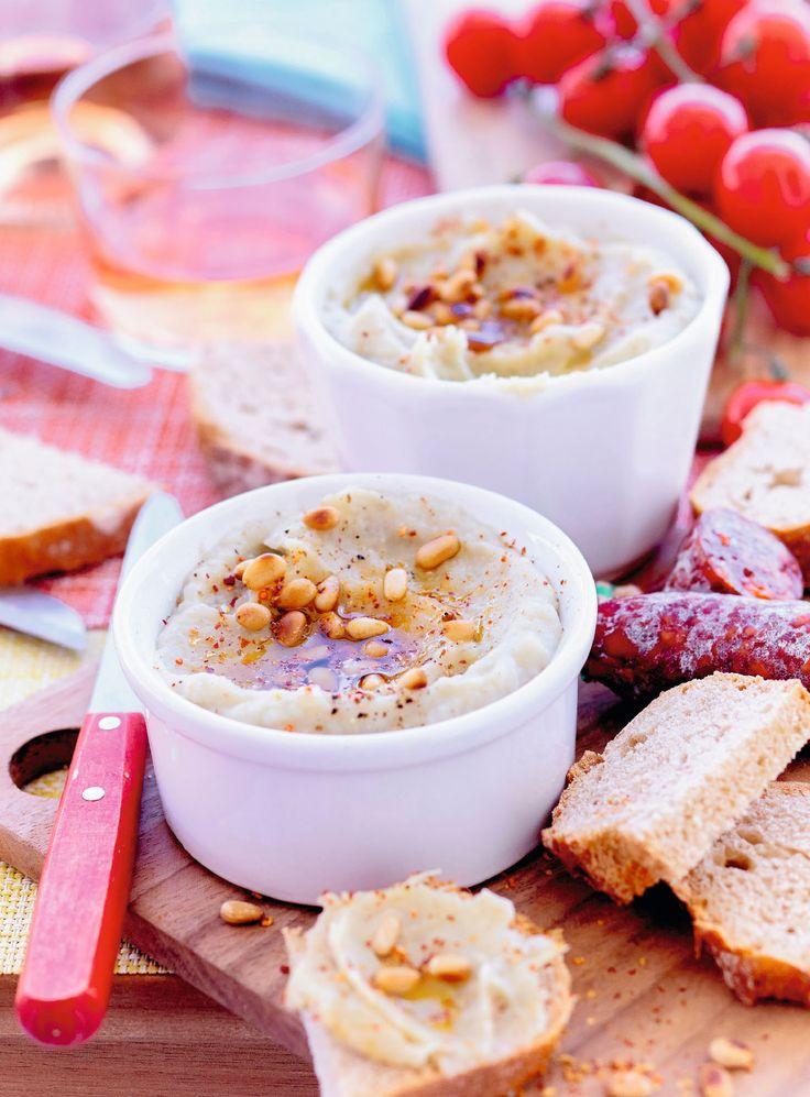 Recette caviar d artichaut au citron recettes cap sur l for Idee repas entre amis ete