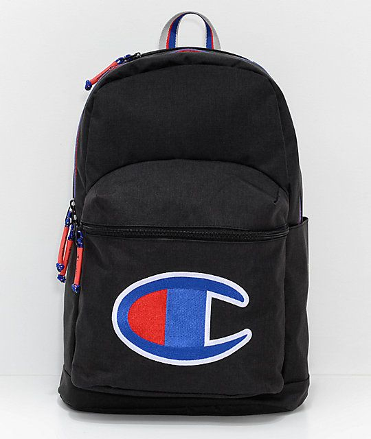 494e2f8a2e8710 Champion Supercize Black Backpack in 2019