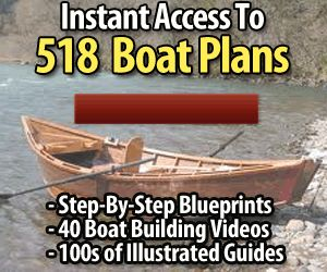 How to Save Money Building Your Own Boats!