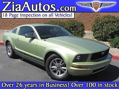 eBay: Ford: Mustang V6 Deluxe Coupe 2005 Ford Mustang for sale! #ford #mustang usdeals.rssdata.net