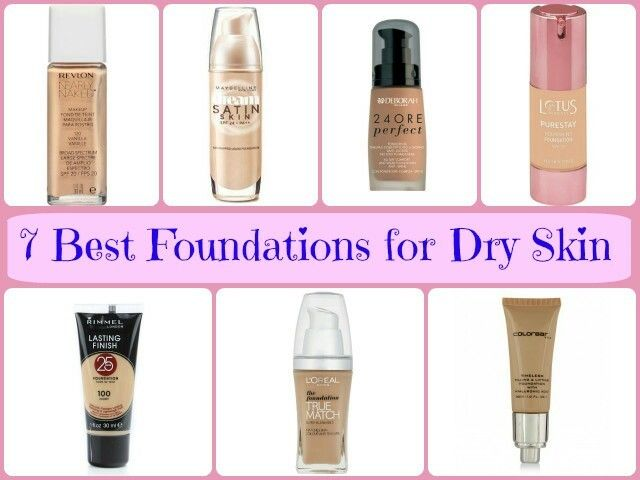Some #Foundations for #dryskin, get rid of flaky skin and you are ready to rock!!! #staybeautiful