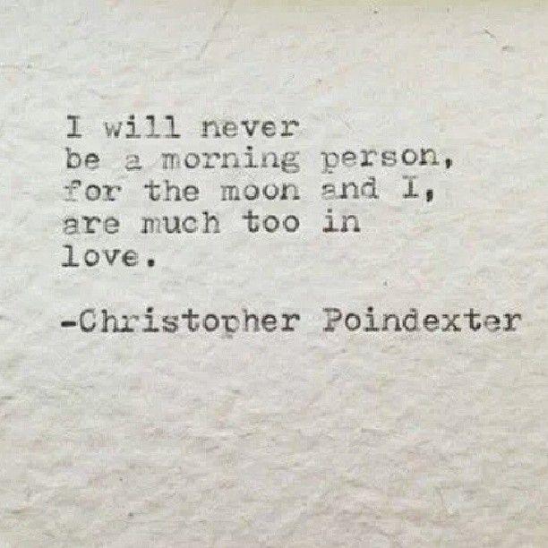 I adore La Luna <3