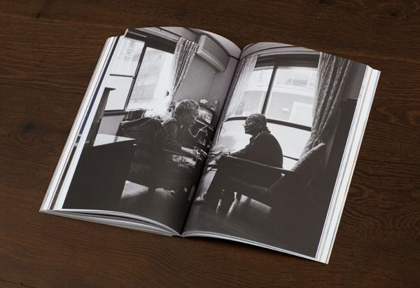 """Nevertheless Nagazine 03"" #23 __ Design: Atelier Olschinsky __ #inspiration #creativity #concept #art #art_direction #grid #layout #design #layout_design #graphic #graphic_layout #graphic_design #editorial #editorial_layout #editorial_design #magazine #magazine_layout #magazine_design #print #print_layout #print_design #typography #photography #atelier_olschinsky #neverless #neverless_magazine #places #spaces #work #people #projects #reading #writing #fashion #photo #graphic #behance"