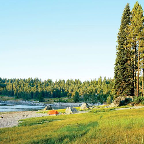 From Santa Barbara to Big Sur, here are the best spots in California to pitch your tent--plus our top spots in Hawaii