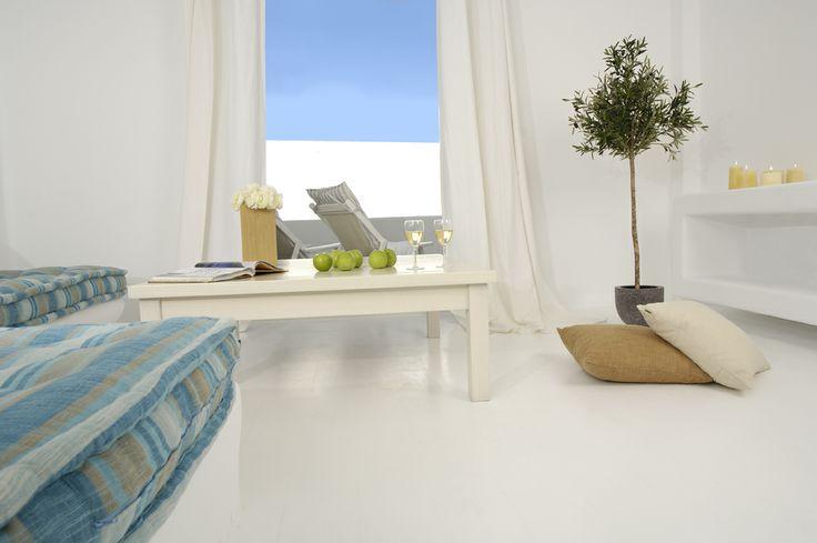 Living room - Suite 5