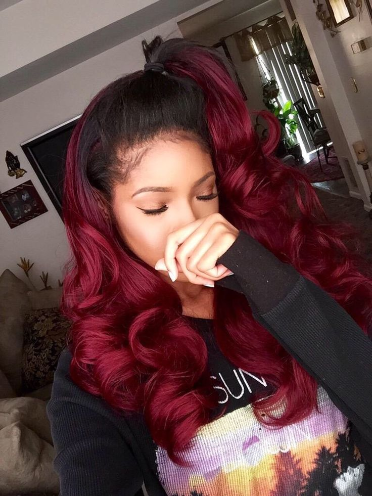 564 best black hair weaves images on pinterest beauty women love this hair color pmusecretfo Image collections