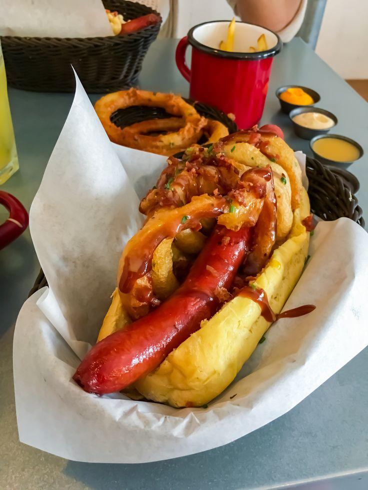 Frankie hotdog hot-dogs snack Lisbonne une vide d'expatrié français à lisbonne