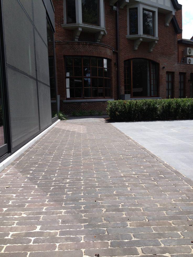 Kleiklinkers modena antica de saegher steenfabrieken project stekene idee n voor het huis - Huis modena ...