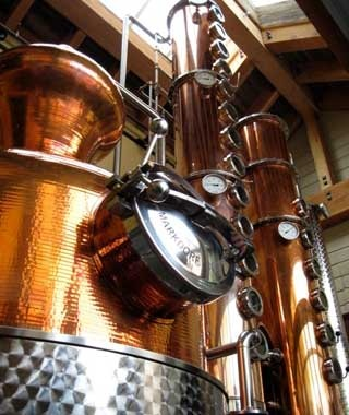 High West Distillery : the world's only ski in/ski out gastro distillery