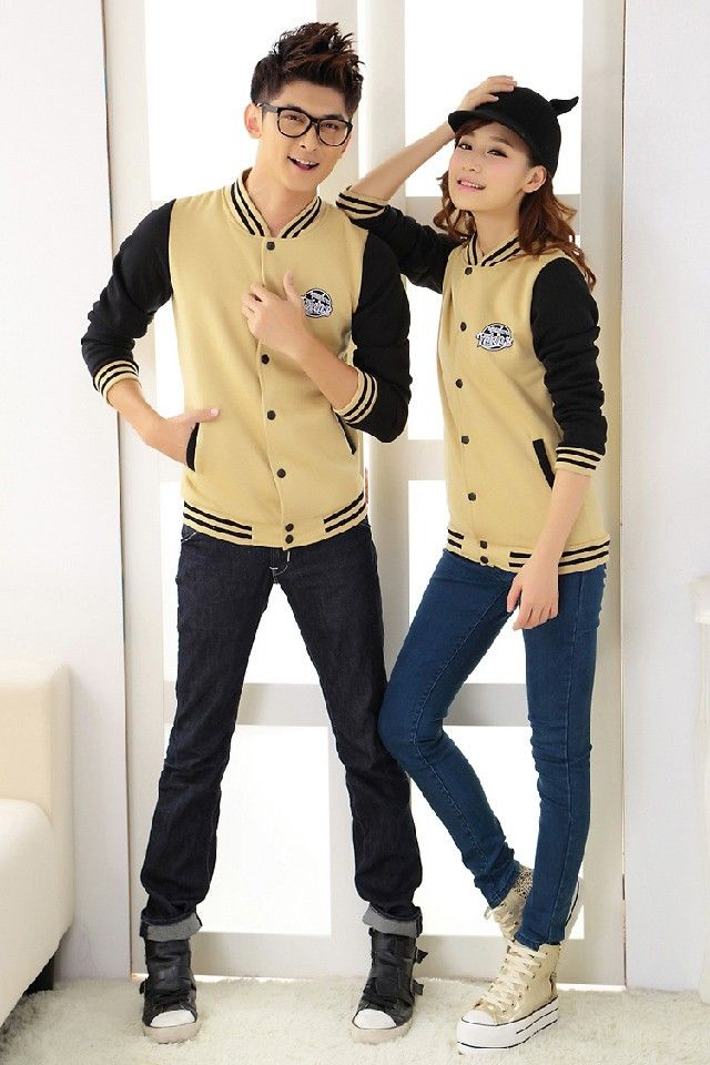 Cute Couple Outfits Korean